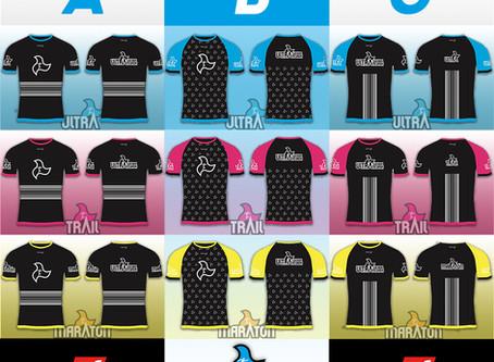 El diseño de la camiseta USN2019 la eligirán los corredores y seguidores.