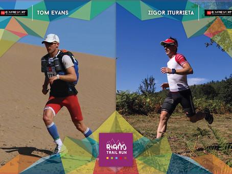 Un equipo de Compressport Internacional se suma a Riaño Trail Run