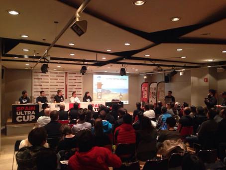 Presentada la Spain Ultra Cup Aml Sport HG 2015 en Barcelona.