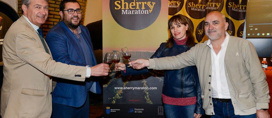 Presentación Sherry Maratón 2019
