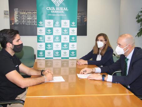 Caja Rural Granada será el patrocinador oficial de la cuarta edición de Sherry Maratón.