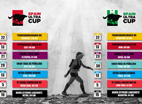 CALENDARIO SPAIN ULTRA CUP 2019