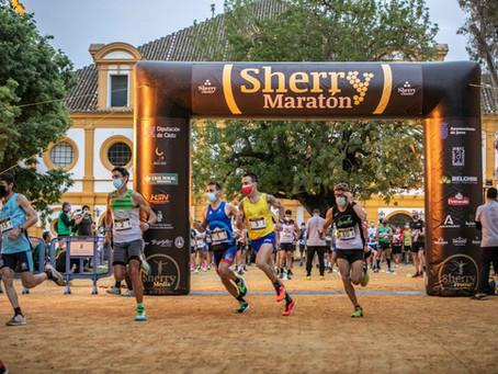 Exitosa cuarta edición de Sherry Maratón en la región vitivinícola del Marco de Jerez
