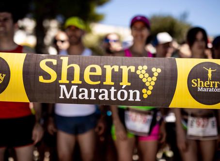 El Sherry Maratón volverá el 11 de Abril de 2021