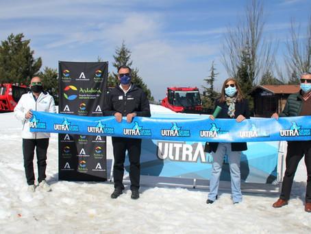 Presentada el Ultra Sierra Nevada 2021 con un cartel de lujo y estrictas normas de seguridad.