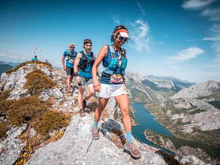La subida al pico Gilbo pone la guinda a la cuarta edición de Riaño Trail Run
