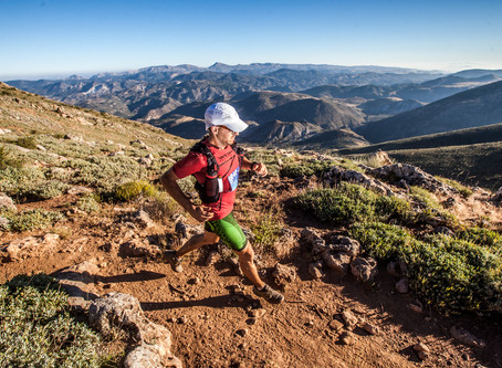 Cuenta atrás para Ultra Sierra Nevada 2019