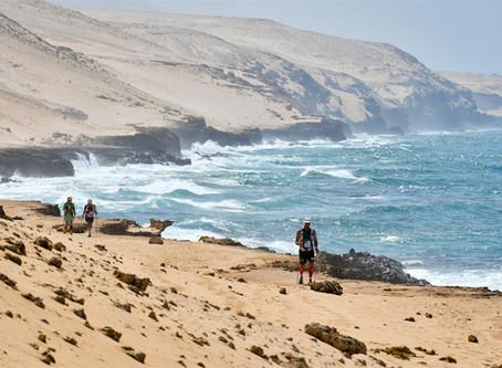 Los ganadores de Riaño Trail Run irán al Half Marathon des Sables Fuerteventura