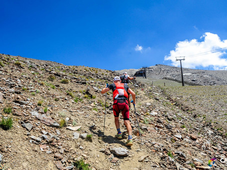 La Ultra Sierra Nevada 2017 abre inscripciones.