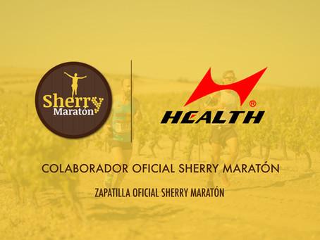 HEALTH, marca de Zapatillas Oficial del Sherry Maratón.