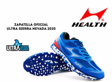 HEALTH, Zapatilla Oficial Ultra Sierra Nevada 2020.