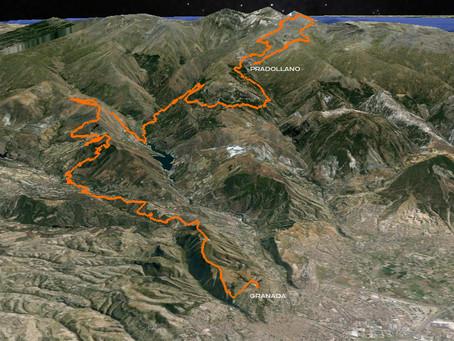 Presentamos el recorrido de la Ultra Sierra Nevada
