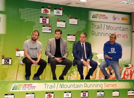 "La RFEA presenta ""Trail/Mountain Running Series""."