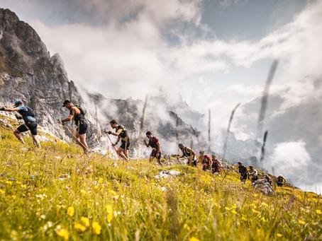 Los fuertes desniveles de Picos de Europa marcan la primera etapa de Riaño Trail Run