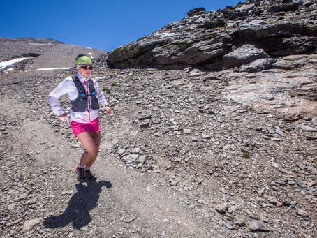 UN DÍA DE RECORDS EN ULTRA SIERRA NEVADA 2018