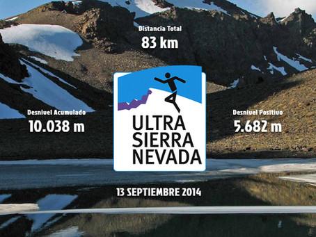 Presentada la Primera Edición de la Ultra Sierra Nevada