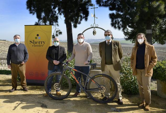 Se presenta la primera edición de Sherry Bike.