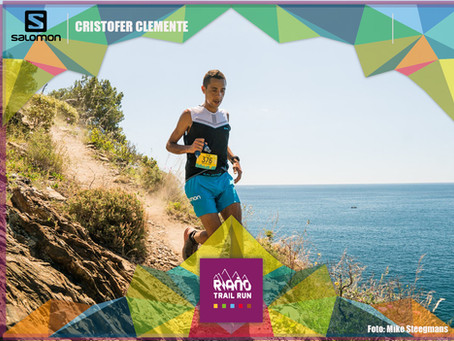 CRISTOFER CLEMENTE ESTARÁ RIAÑO TRAIL RUN.