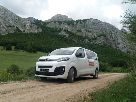 Citroën Rondamovil se suma a Ultra Sierra Nevada