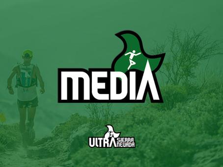 El Ultra Sierra Nevada  incorpora una nueva distancia, la MEDIA.