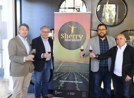 Presentación de Sherry Maratón 2018