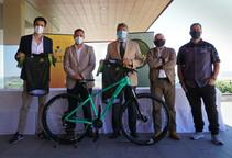 El Marco de Jerez acoge este domingo a 800 ciclistas en la primera edición de Sherry Bike.