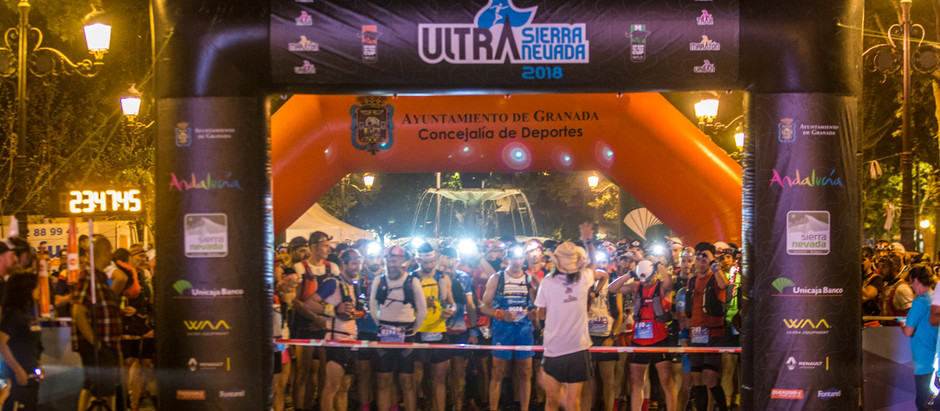 Una ULTRA SIERRA NEVADA 2018 de Record