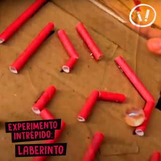 EXPERIMENTO: Hacé tu propio laberinto