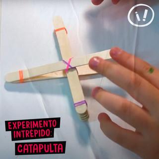 EXPERIMENTO: Hacé una Catapulta