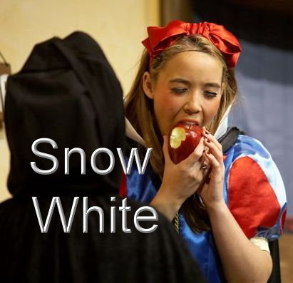 SNOW WHITE- SCRIPT and CD