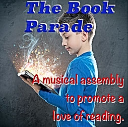 the book parade musical assembly for pri