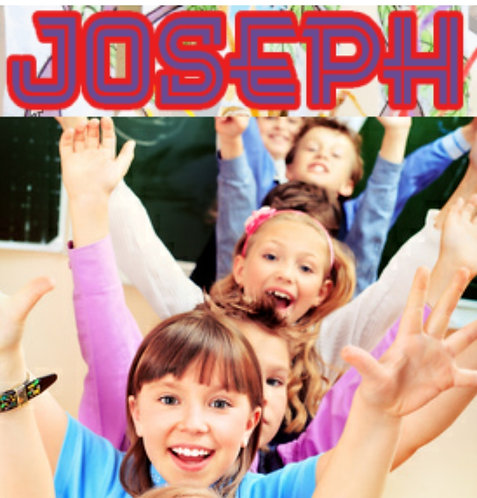 Joseph's Coat of Many Colours (SCRIPT and CD)