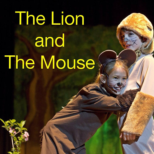 The Lion and the Mouse Script and CD