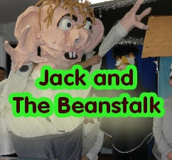 Jack and the Beanstalk (SCRIPT and CD)