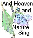And Heaven and Nature Sing (SCRIPT/CD)