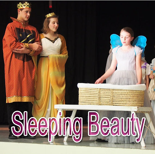 Sleeping Beauty (SHORT VERSION) Script and CD