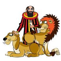 Daniel in the Lions Den (DOWNLOAD)