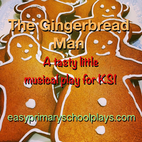 The Gingerbread Man (SCRIPT and CD)
