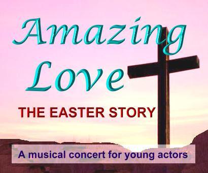 Amazing Love (Script and CD)