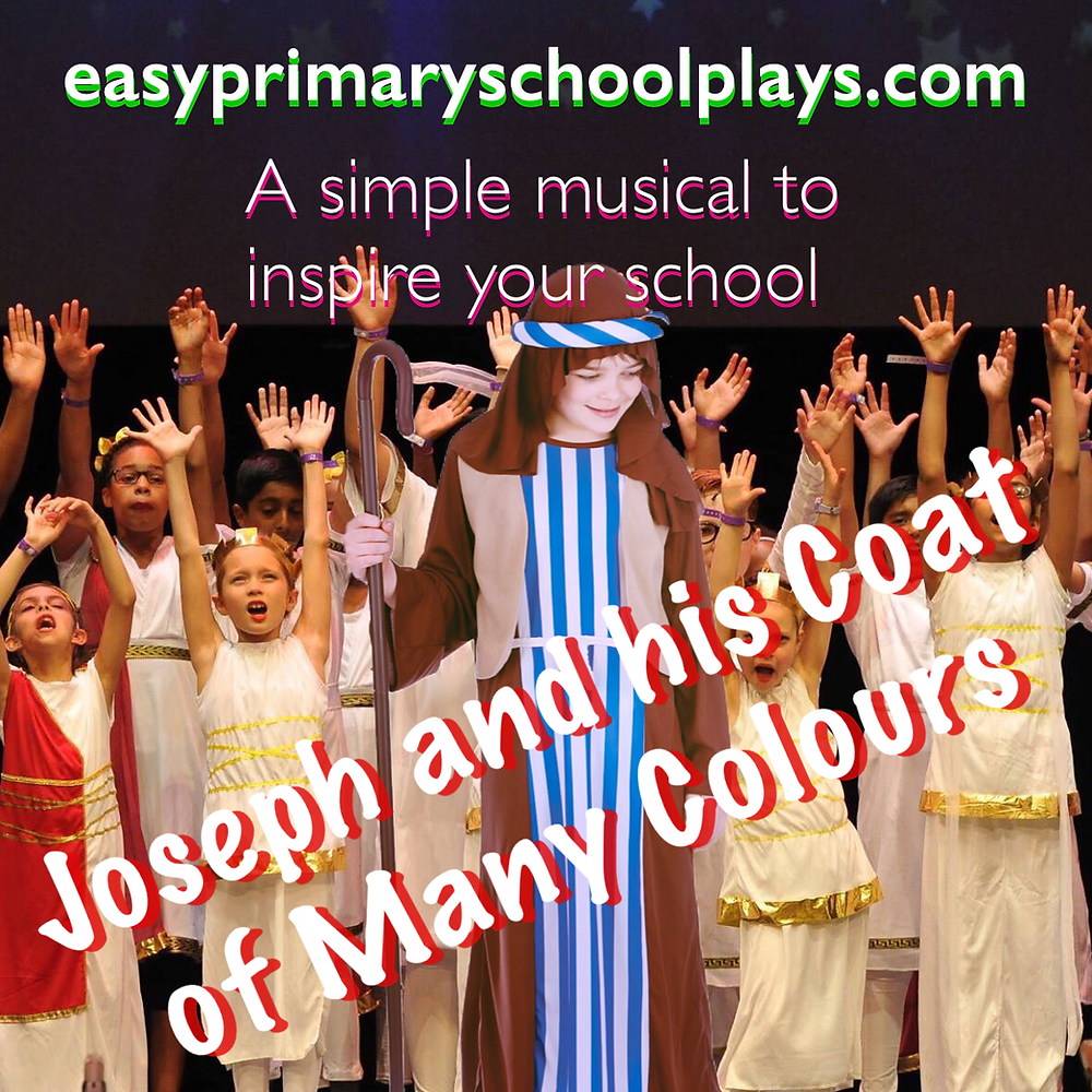 joseph,school play,year 6,primary school,drama