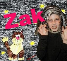 Zak and the Sausages Script and CD
