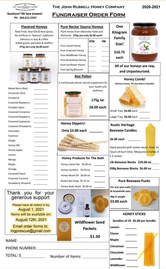 Honey Order form.jpg