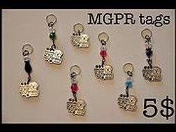 MGPR Charms
