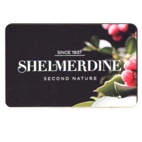 Shelmerdine Gift Card