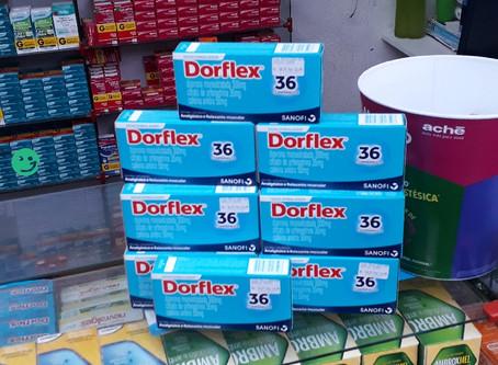 Campanha Dorflex: Aumente a conversão das vendas de DORFLEX em sua drogaria!