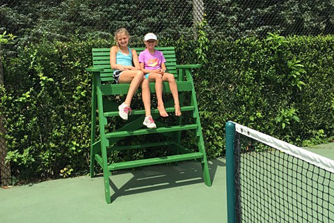 Wood Lifeguard Chairs And Umpire Chairs