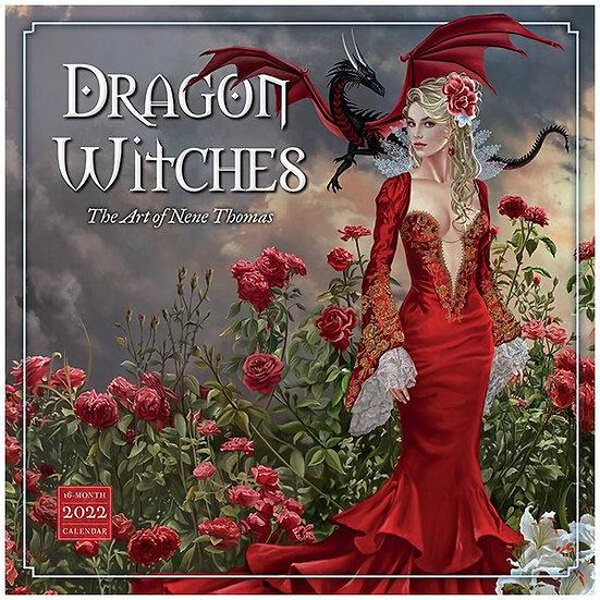 2022 Dragon Witches Calendar