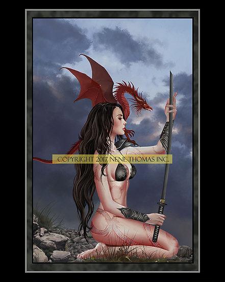The Sword 8 x 10 Print