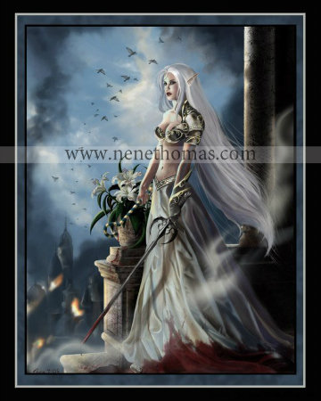 Prophecy 8 x 10 Print