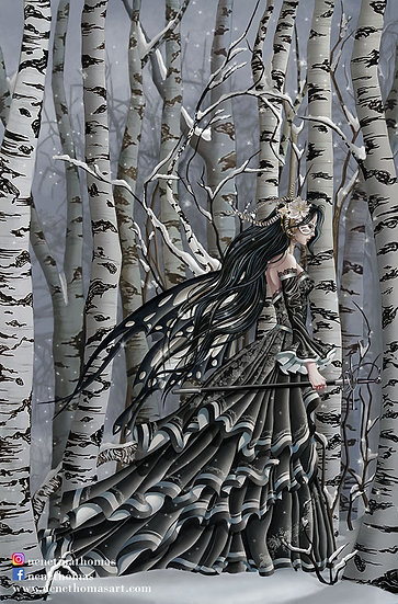 Aveliad: The Forest Art Print